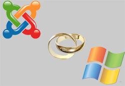 Joomla y Windows