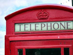 Teléfono RU