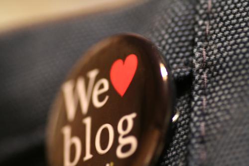 Amor por el Blog