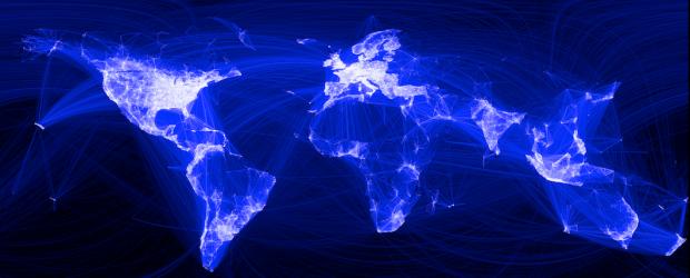 Mapa de Relaciones de Facebook