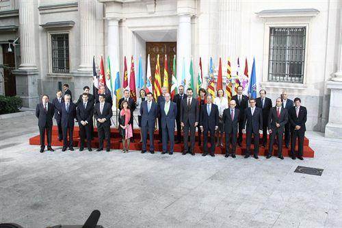 V Conferencia de Presidentes de CC. AA.
