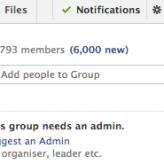Facebook vuelve a agregarte a todos los grupos en los que hayas estado